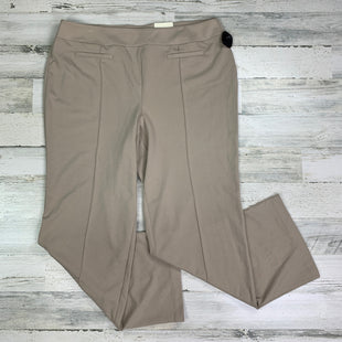 Primary Photo - BRAND: CATO STYLE: PANTS COLOR: TAN SIZE: 18 OTHER INFO: NWT! SKU: 258-25871-11899
