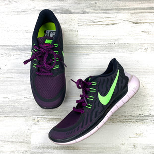 Primary Photo - BRAND: NIKE STYLE: SHOES ATHLETIC COLOR: PURPLE SIZE: 7.5 SKU: 258-25885-32597