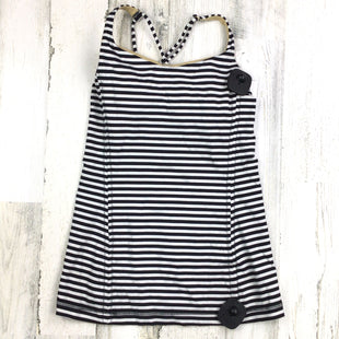 Primary Photo - BRAND: LULULEMON STYLE: ATHLETIC TANK TOP COLOR: BLACK WHITE SIZE: XS OTHER INFO: STRIPED SKU: 258-25877-21086