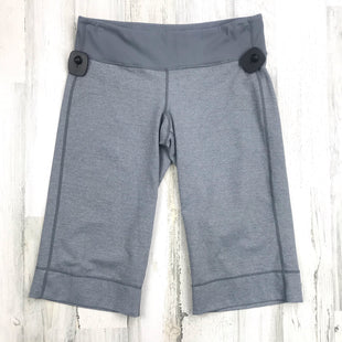 Primary Photo - BRAND: LULULEMON STYLE: ATHLETIC CAPRIS COLOR: GREY SIZE: 6 OTHER INFO: SC SKU: 258-25898-12139