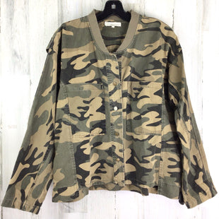 Primary Photo - BRAND:    GILDED INTENTSTYLE: JACKET OUTDOOR COLOR: GREEN SIZE: M OTHER INFO: GILDED INTENT SKU: 258-25885-33154