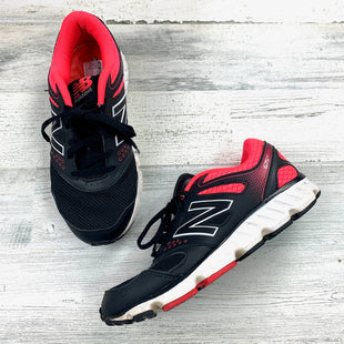 Primary Photo - BRAND: NEW BALANCE STYLE: SHOES ATHLETIC COLOR: BLACK SIZE: 8 OTHER INFO: AS IS SKU: 258-25877-21713