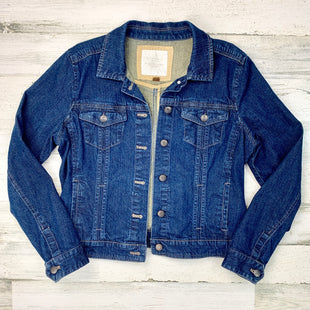 Primary Photo - BRAND: SONOMA STYLE: JACKET OUTDOOR COLOR: DENIM BLUE SIZE: M SKU: 258-258113-11012