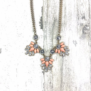 Primary Photo - BRAND:  CME STYLE: NECKLACE COLOR: PINK OTHER INFO: PINK CLEAR GEMS SKU: 258-25873-33532