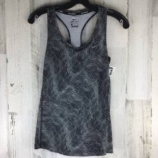 Primary Photo - BRAND: NIKE APPAREL STYLE: ATHLETIC TANK TOP COLOR: BLACK SIZE: M SKU: 258-25877-21764