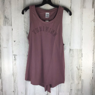 Primary Photo - BRAND: PINK STYLE: ATHLETIC TANK TOP COLOR: PINK SIZE: S OTHER INFO: NEW! SKU: 258-25885-33813