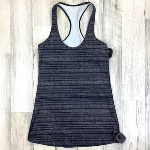 Primary Photo - BRAND: LULULEMON STYLE: ATHLETIC TANK TOP COLOR: GREY SIZE: S SKU: 258-25885-33593