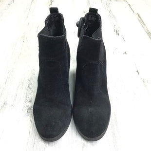 Primary Photo - BRAND: CROWN VINTAGE STYLE: BOOTS ANKLE COLOR: BLACK SIZE: 10 OTHER INFO: SUEDE SKU: 258-25873-36751