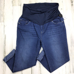 Primary Photo - BRAND:    PENELOPES CLOSETSTYLE: MATERNITY JEANS COLOR: DENIM SIZE: 2X OTHER INFO: PENELOPES CLOSET SKU: 258-25885-32886