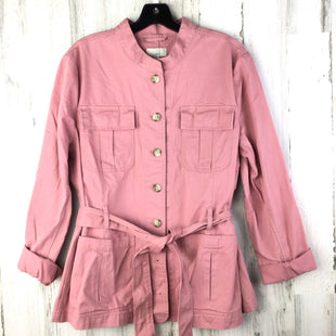 Primary Photo - BRAND: LOFT STYLE: JACKET OUTDOOR COLOR: PINK SIZE: XL OTHER INFO: NWT! RT $110 SKU: 258-25871-12231