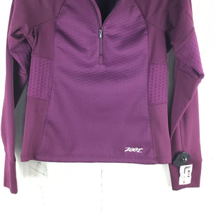 Primary Photo - BRAND:    CLOTHES MENTOR STYLE: ATHLETIC TOP COLOR: MAROON SIZE: S OTHER INFO: PULLOVER SKU: 258-25877-20731