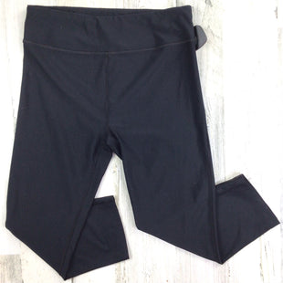 Primary Photo - BRAND: UNDER ARMOUR STYLE: ATHLETIC CAPRIS COLOR: BLACK SIZE: S OTHER INFO: SOLID SKU: 258-25873-37347