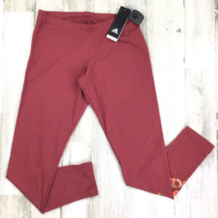 Primary Photo - BRAND: ADIDAS STYLE: ATHLETIC PANTS COLOR: MAROON SIZE: M OTHER INFO: NWT! RT $40 SKU: 258-25871-12714