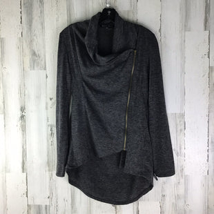 Primary Photo - BRAND: SWEET RAIN STYLE: JACKET OUTDOOR COLOR: CHARCOAL SIZE: M OTHER INFO: NWT RT $59SKU: 258-258113-6928