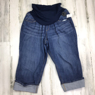 Primary Photo - BRAND: INDIGO BLUE STYLE: MATERNITY CAPRIS COLOR: DENIM SIZE: 2X SKU: 258-25885-32888