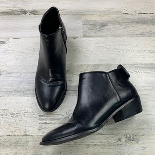 Primary Photo - BRAND: JOE FRESH STYLE: BOOTS ANKLE COLOR: BLACK SIZE: 9 SKU: 258-25885-30530