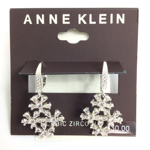 Primary Photo - BRAND: ANNE KLEIN O STYLE: EARRINGS COLOR: SILVER OTHER INFO: 21 SKU: 258-258113-11276
