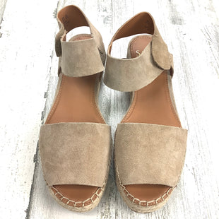 Primary Photo - BRAND: FRANCO SARTO STYLE: SANDALS LOW COLOR: TAN SIZE: 8.5 SKU: 258-258111-12074