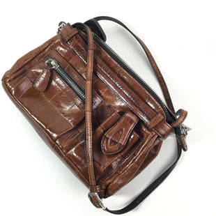 Primary Photo - BRAND: BRIGHTON O STYLE: HANDBAG DESIGNER COLOR: BROWN SIZE: SMALL OTHER INFO: CROSSBODY SKU: 258-25885-30359