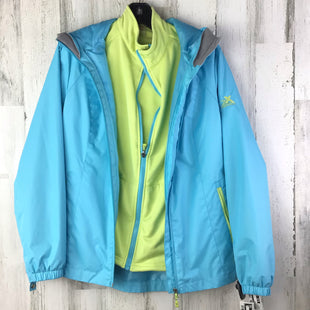 Primary Photo - BRAND: ZERO XPOSURE STYLE: JACKET OUTDOOR COLOR: BABY BLUE SIZE: S OTHER INFO: 2 PIECE SKU: 258-258111-9803