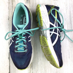 Primary Photo - BRAND: ASICS STYLE: SHOES ATHLETIC COLOR: BLUE SIZE: 8.5 OTHER INFO: AS IS SKU: 258-25898-12905