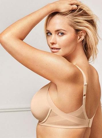 Wacoal Bras - Ultimate Side Smoother 853281 - Nude