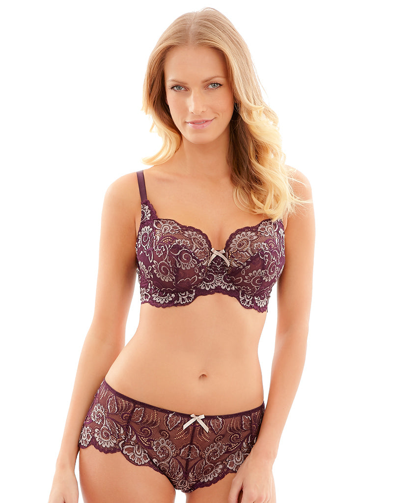Panache Bras - Andorra 5675 - Purple/Gold