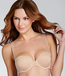 DKNY Bras - Perfect Lift Strapless 454052 - Nude