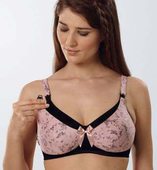 Anita Bras - Rose Illusion Nursing 5039 - Pink FINAL SALE