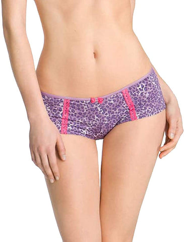Cleo Panties - Jude Short 5844 - Animal Print