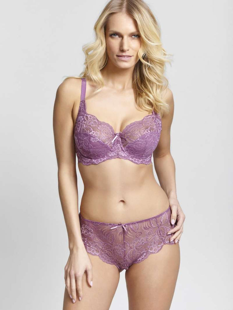 Panache Bras - Andorra 5675 - Dark Rose SPECIAL OFFER 20% OFF & FREE EXPRESS SHIPPING