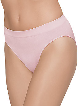 Wacoal Panties - B-Smooth Seamless Hi-Cut Brief 834175 - Chalk Pink