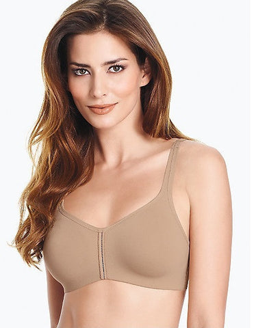 Wacoal Bras - Casual Beauty 852247 Non Wired - Nude SPECIAL OFFER FREE EXPRESS SHIPPING