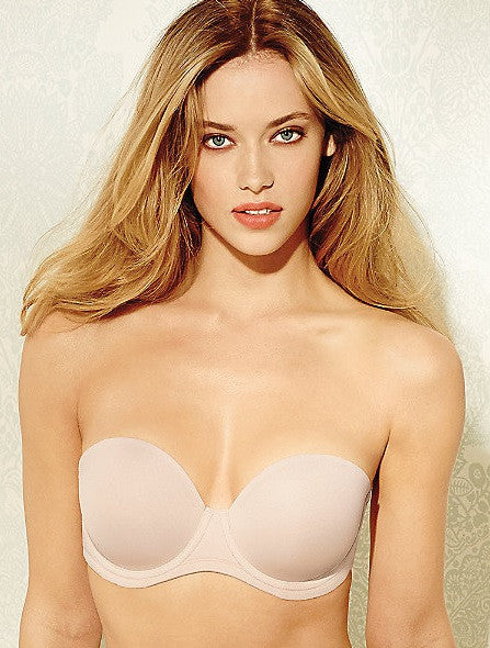 Wacoal Bras - Red Carpet Strapless 854119 - Nude SPECIAL OFFER FREE EXPRESS SHIPPING