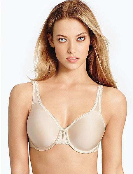 Wacoal Bras - Basic Beauty 855192 - Nude SPECIAL OFFER FREE EXPRESS SHIPPING