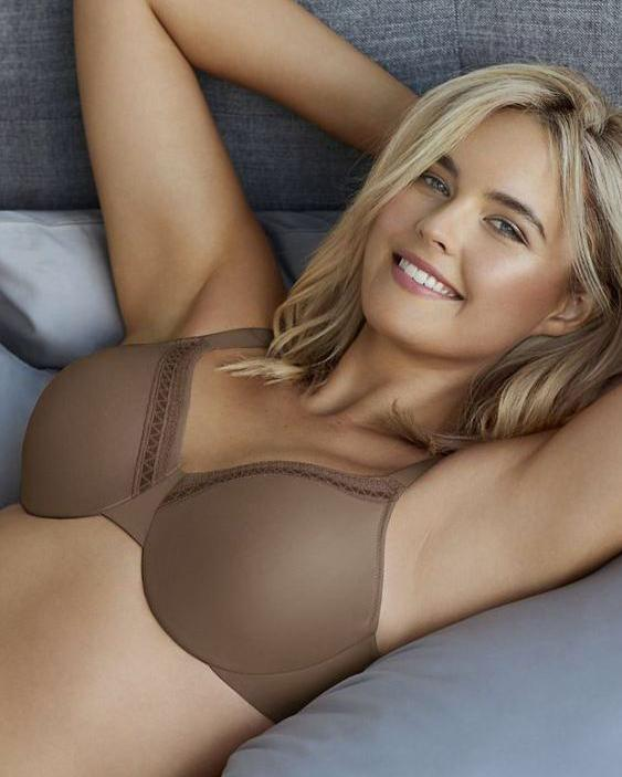 Wacoal Bras - Perfect Primer 855213 - Deep Taupe SPECIAL OFFER FREE EXPRESS SHIPPING