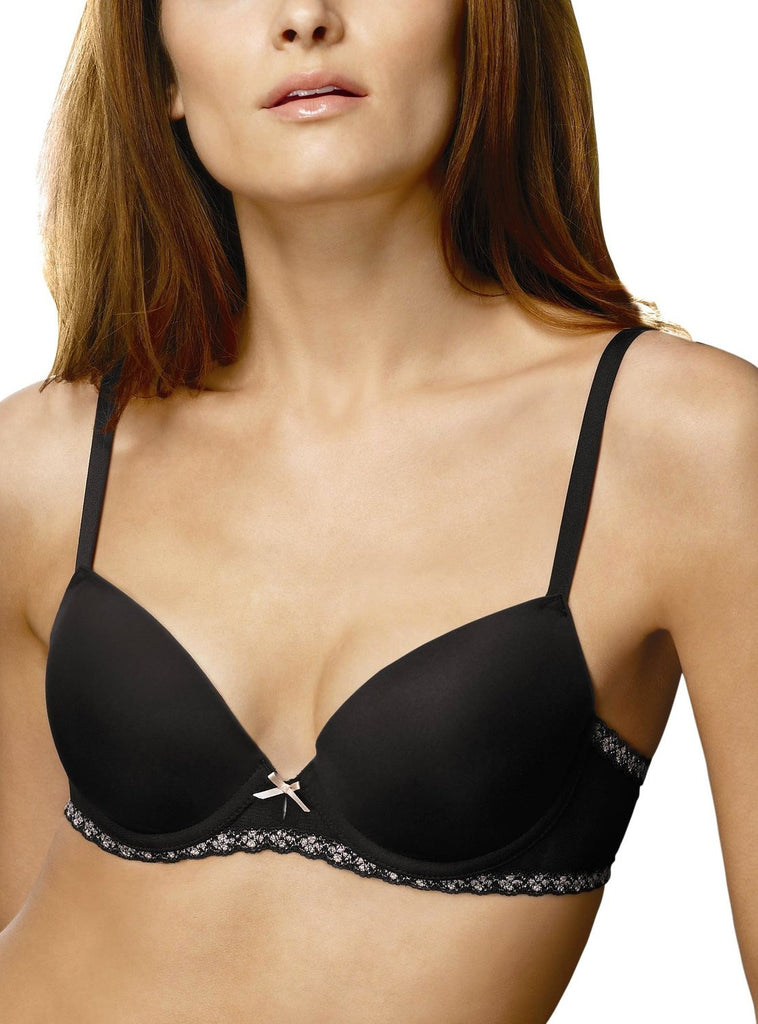 B.Tempt'd Bras  - Faithfully Yours 853108 - Black
