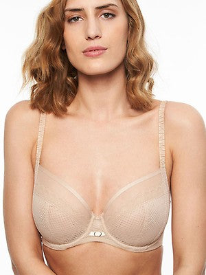 Chantelle Bras - Allure 2231 - Nude SPECIAL OFFER FREE EXPRESS SHIPPING