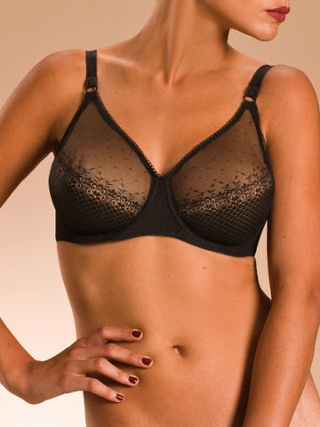 Chantelle Bras - Tamaris 1660 - Black SPECIAL OFFER FREE EXPRESS SHIPPING