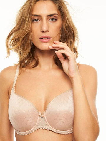 Chantelle Bras - Courcelles Convertible 6797 - Nude SPECIAL OFFER FREE EXPRESS SHIPPING