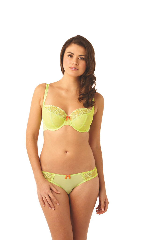 Cleo Bras - Lucy - Yellow-Final Sale