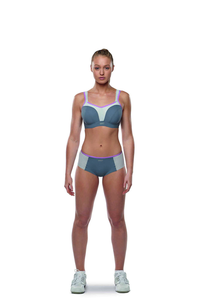 Panache Bras - Sport 5021 - Grey SPECIAL OFFER FREE EXPRESS SHIPPING