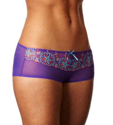 Panache - Ariza Brief - Violet