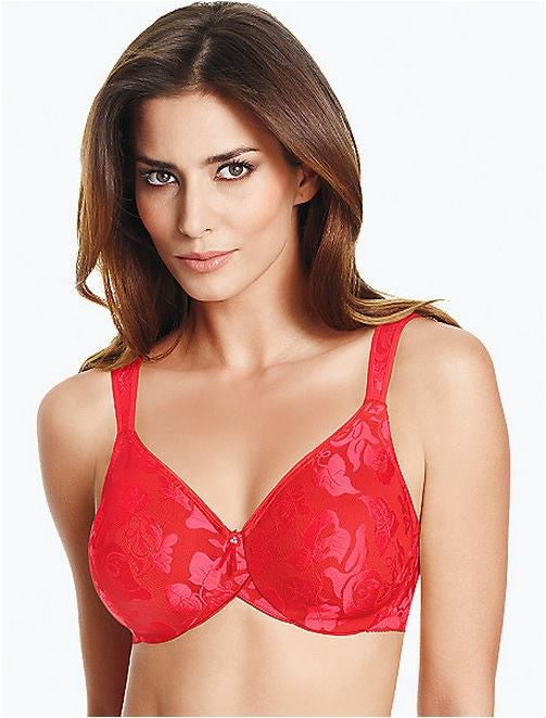 Wacoal Bras - Awareness 85567 - China Red