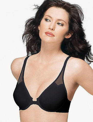Wacoal Bras -  wacoal Body T-Back bra 65124 - Black.