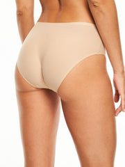 Chantelle Panties - Soft Stretch Seamless Hipsters in One Size 2644 - Nude