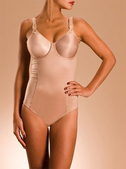 Chantelle Shapewear - Hedona Body suit 2037 - Dusty Rose