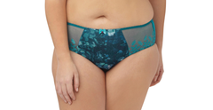 Sculptresse Panties - Charisse Brief 8052 - Sequin Print