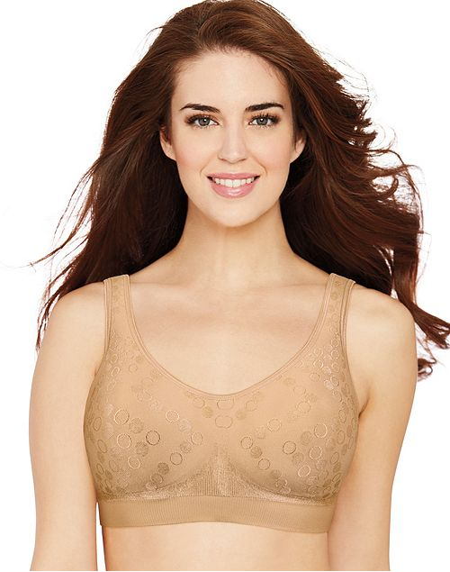 Bali Bras - Comfort Revolution Shaping Wire Free 3488 - Nude Dot