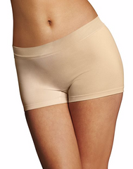 Maidenform Panties - Pure Genius Boyshorts 40848 - Nude